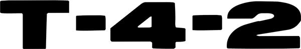T-4-2 Logo